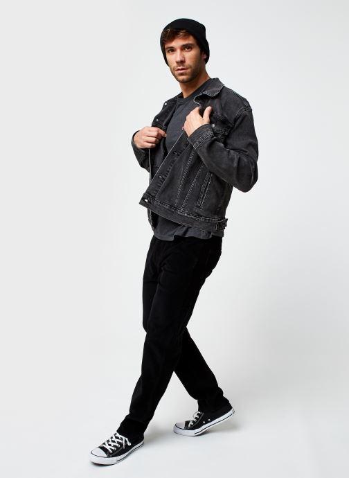 Vêtements Levi's 502™ Carpenter Pant Noir vue bas / vue portée sac