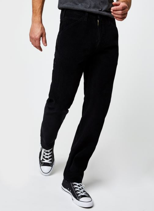 Ropa Levi's 502™ Carpenter Pant Negro vista de detalle / par