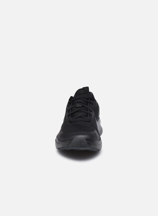 Baskets Nike Wmns Nike Wearallday Noir vue portées chaussures