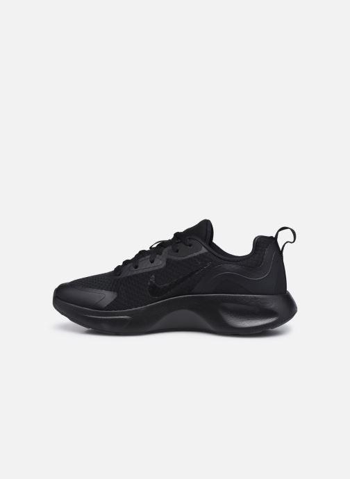 Sneakers Nike Wmns Nike Wearallday Nero immagine frontale