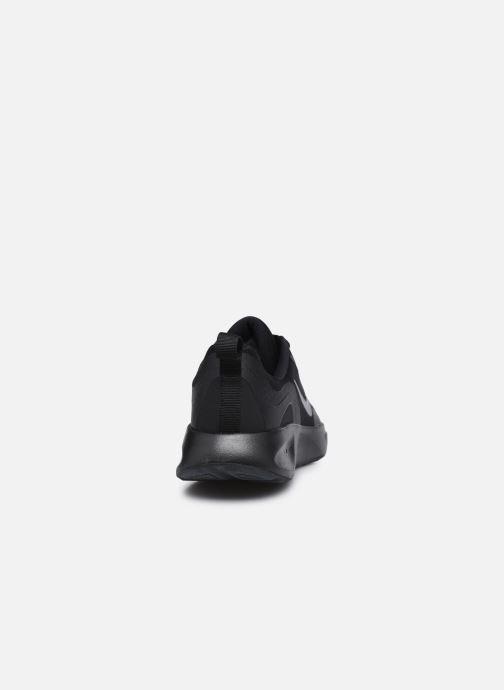 Baskets Nike Wmns Nike Wearallday Noir vue droite