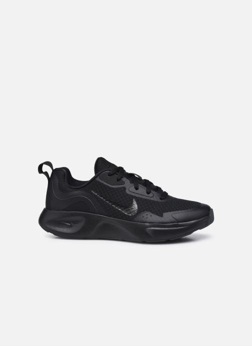 Sneakers Nike Wmns Nike Wearallday Zwart achterkant