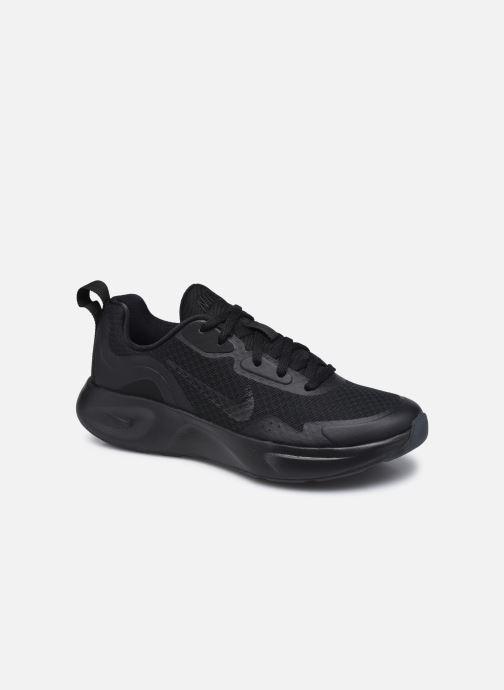 Baskets Nike Wmns Nike Wearallday Noir vue détail/paire