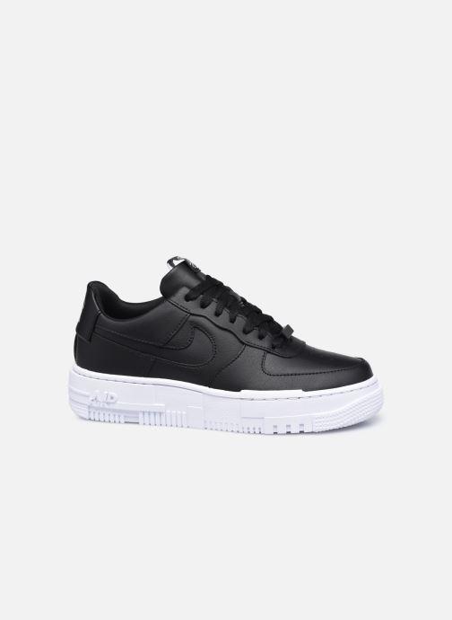 Sneaker Nike W Af1 Pixel schwarz ansicht von hinten