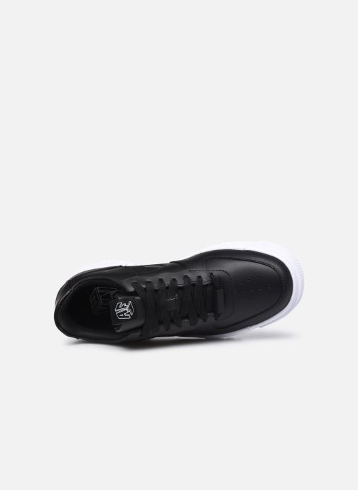 Sneakers Nike W Af1 Pixel Nero immagine sinistra