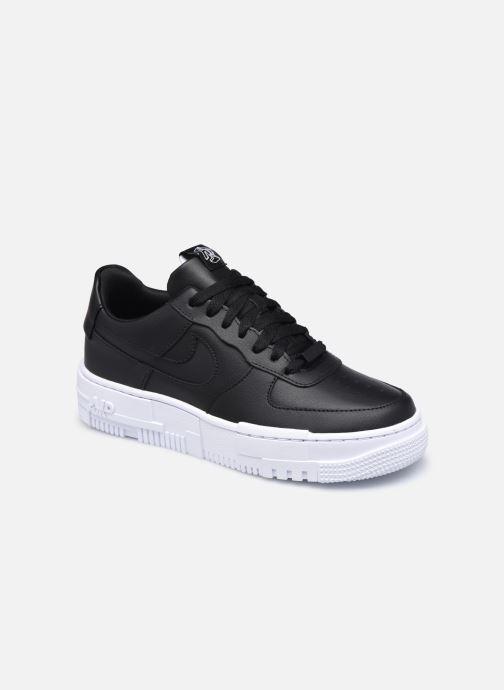Sneakers Nike W Af1 Pixel Zwart detail