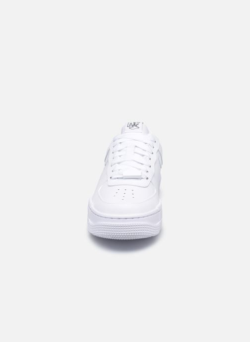 Sneaker Nike W Af1 Pixel weiß schuhe getragen