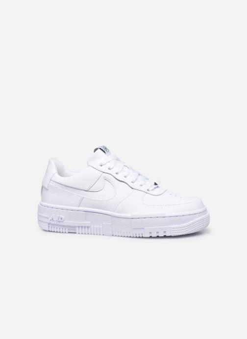 Sneaker Nike W Af1 Pixel weiß ansicht von hinten