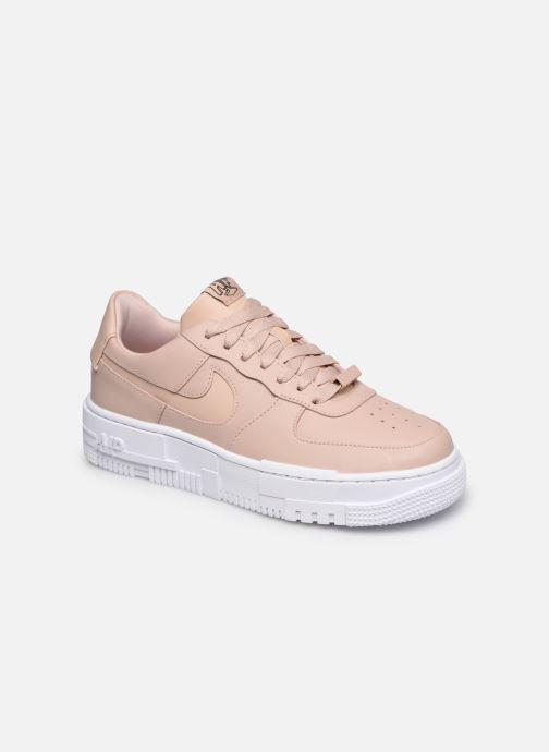 Sneakers Nike W Af1 Pixel Beige detail