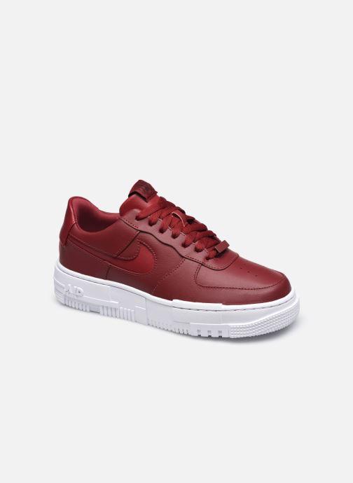 Sneakers Nike W Af1 Pixel Rood detail