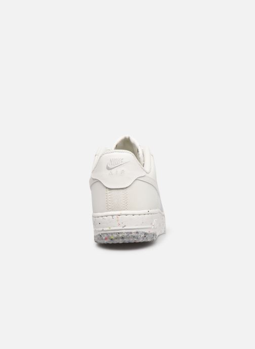 Baskets Nike W Nike Air Force 1 Crater Blanc vue droite