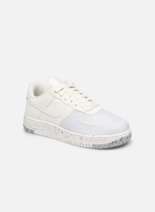 Baskets Nike W Nike Air Force 1 Crater Blanc vue détail/paire