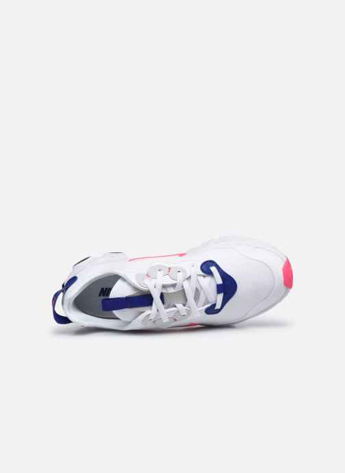 Baskets Nike Wmns Nike React Art3Mis Blanc vue gauche