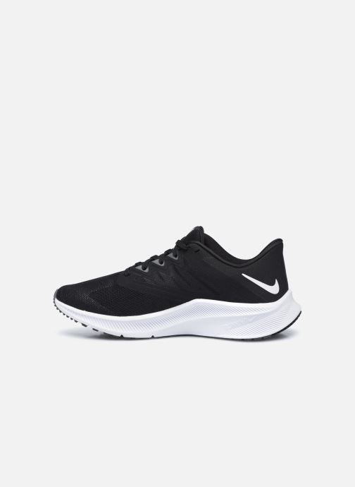 Baskets Nike Wmns Nike Quest 3 Noir vue face