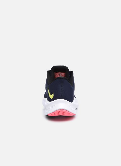 Sneakers Nike Wmns Nike Quest 3 Azzurro immagine destra