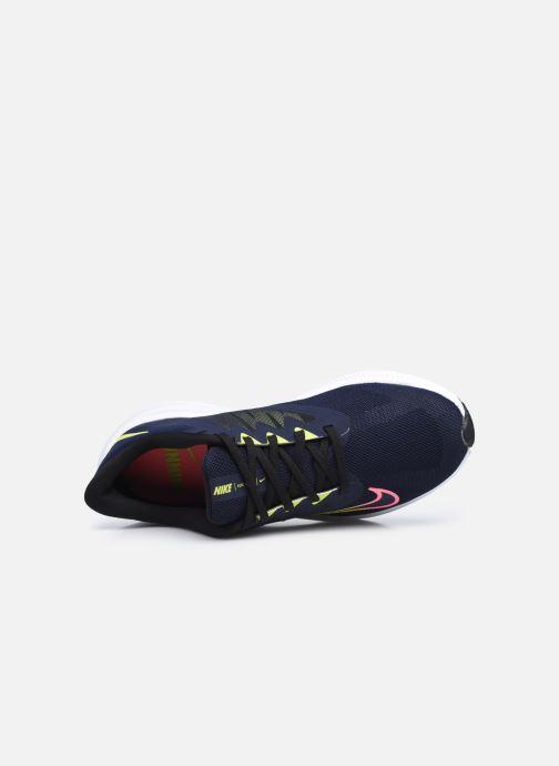 Baskets Nike Wmns Nike Quest 3 Bleu vue gauche