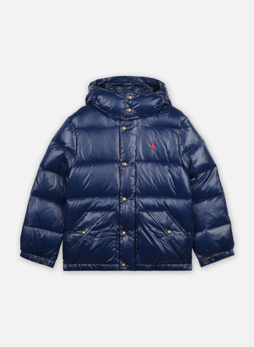 Kleding Polo Ralph Lauren Hawthorne-Outerwear-Jacket Blauw detail