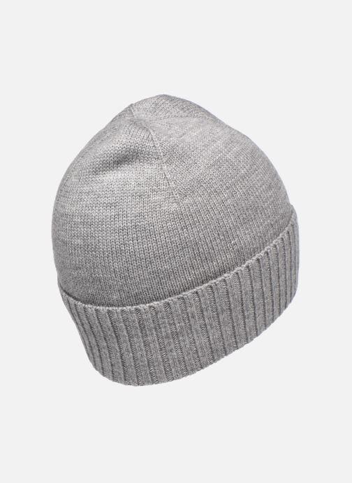 Mütze Polo Ralph Lauren HAT-APPAREL ACCESSORIES-HAT grau schuhe getragen