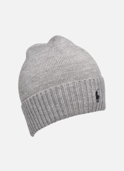 Mütze Polo Ralph Lauren HAT-APPAREL ACCESSORIES-HAT grau detaillierte ansicht/modell