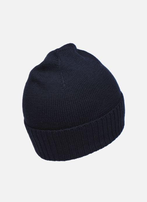 Mütze Polo Ralph Lauren HAT-APPAREL ACCESSORIES-HAT blau schuhe getragen