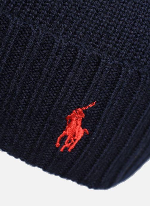 Mütze Polo Ralph Lauren HAT-APPAREL ACCESSORIES-HAT blau ansicht von vorne