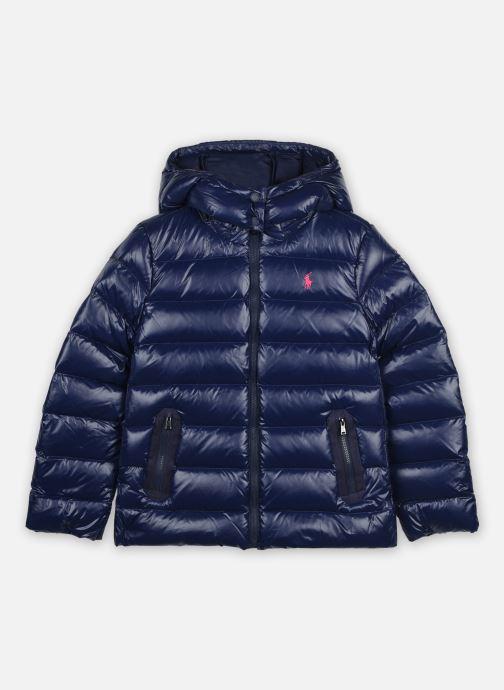 Vêtements Polo Ralph Lauren CHANNEL JKT-OUTERWEAR-JACKET Bleu vue détail/paire