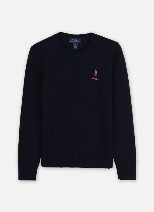Pull - Wool Crew-Tops-Sweater