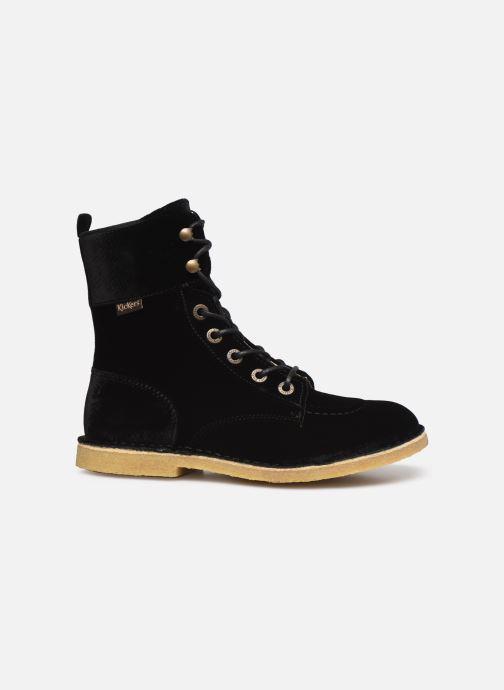 Bottines et boots Kickers Kick Range Noir vue derrière