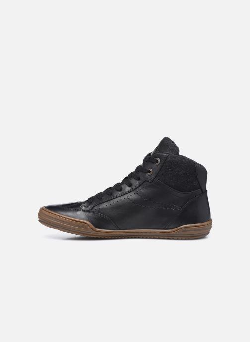 Sneakers Kickers Jirofare Hi Nero immagine frontale