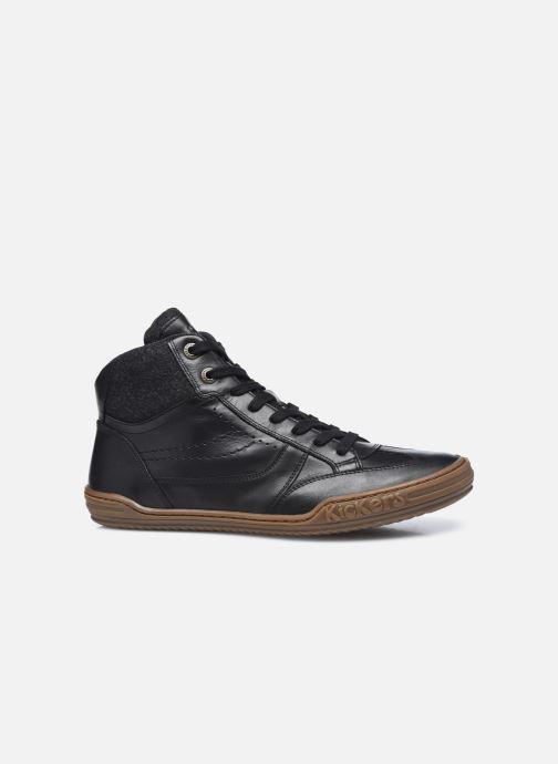 Sneakers Kickers Jirofare Hi Nero immagine posteriore