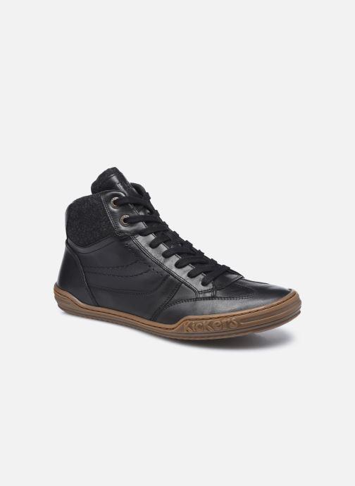 Sneakers Kickers Jirofare Hi Nero vedi dettaglio/paio