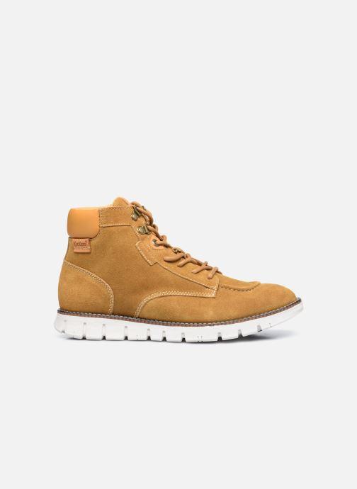 Sneakers Kickers Kicktaina Marrone immagine posteriore