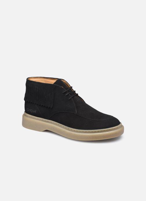 Stiefeletten & Boots Kickers Origame F schwarz detaillierte ansicht/modell