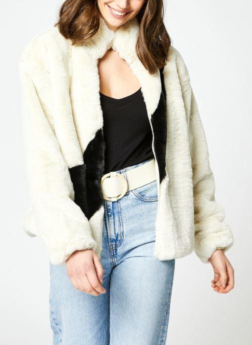 Kleding Accessoires W Nsw Jkt Faux Fur