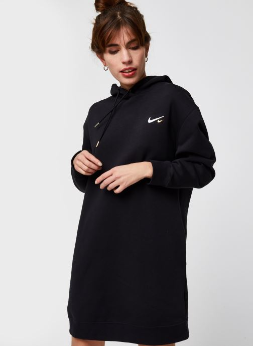 Robe mini - W Nsw Hoodie Po Dress