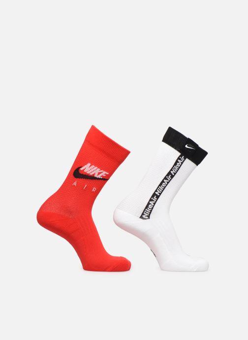Socken & Strumpfhosen Nike U Snkr Sox Crew 2Pr - Nike Air weiß detaillierte ansicht/modell