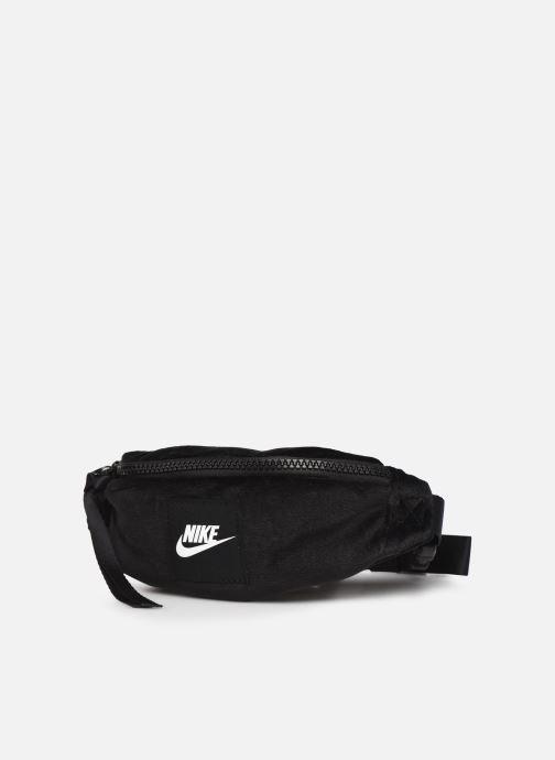 Bolsos de mano Nike Nk Heritage Hip Pack - Wntrzd Negro vista del modelo
