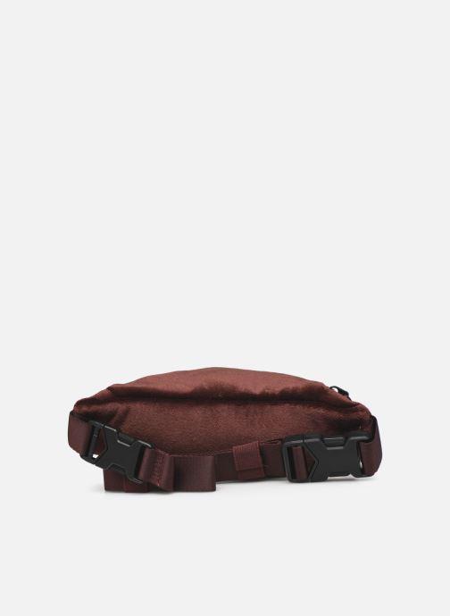 Handtaschen Nike Nk Heritage Hip Pack - Wntrzd rot ansicht von vorne