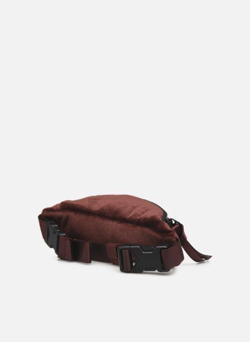 Handtaschen Nike Nk Heritage Hip Pack - Wntrzd rot ansicht von rechts