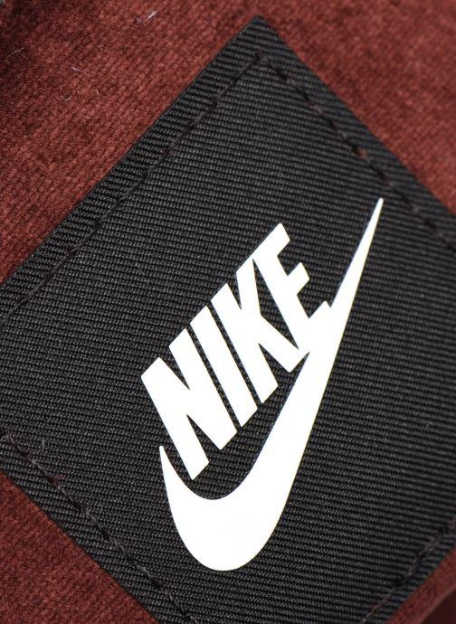 Bolsos de mano Nike Nk Heritage Hip Pack - Wntrzd Rojo vista lateral izquierda