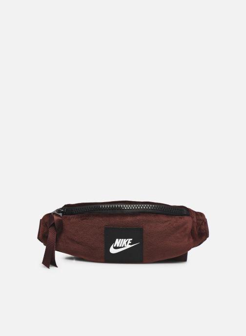 Bolsos de mano Nike Nk Heritage Hip Pack - Wntrzd Rojo vista de detalle / par