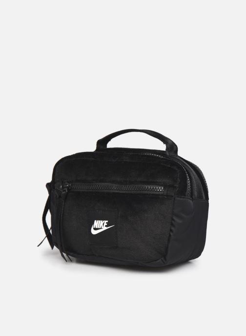 Petite Maroquinerie Nike Nk Utility Bag Sm - Wntrzd Noir vue portées chaussures