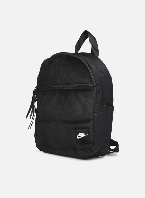 Zaini Nike Nk Sprtswr Es Mini Bkpk-Wntrzd Nero modello indossato