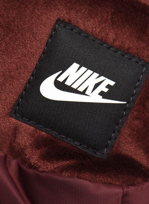 Rucksäcke Nike Nk Sprtswr Es Mini Bkpk-Wntrzd rot ansicht von links