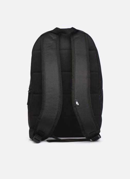 Rucksäcke Nike Nk Heritage Bkpk-2.0 Basic Air schwarz ansicht von vorne