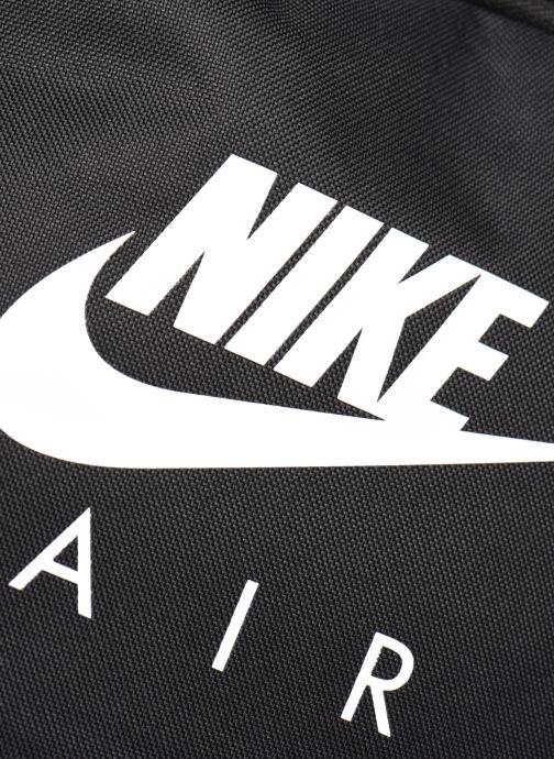Rucksäcke Nike Nk Heritage Bkpk-2.0 Basic Air schwarz ansicht von links