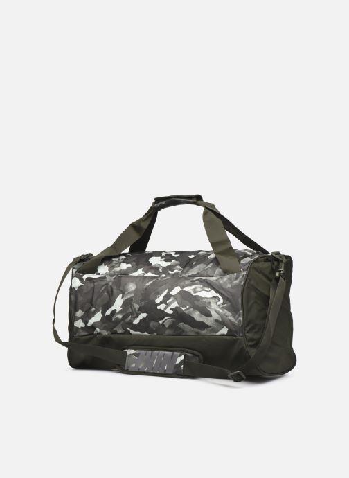 Sporttaschen Nike Nk Brsla M Duff-9.0 Aop 2 Su20 grün ansicht von rechts