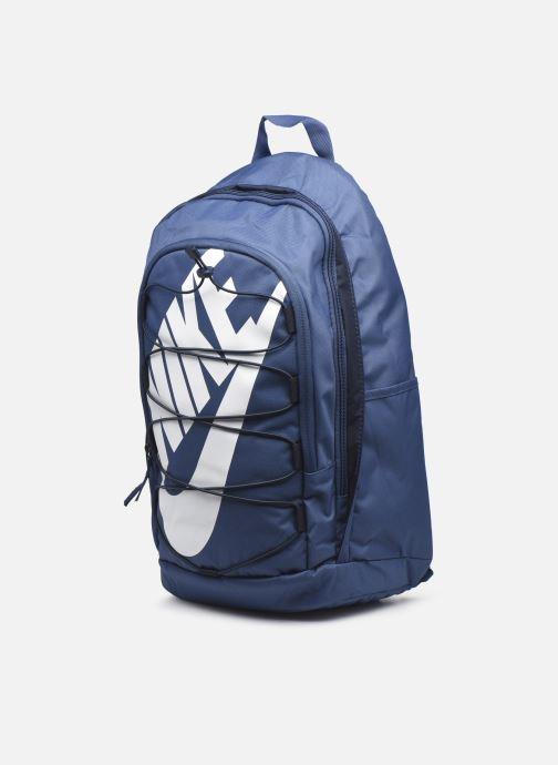 Bolsas de deporte Nike Nk Hayward Bkpk - 2.0 Azul vista del modelo