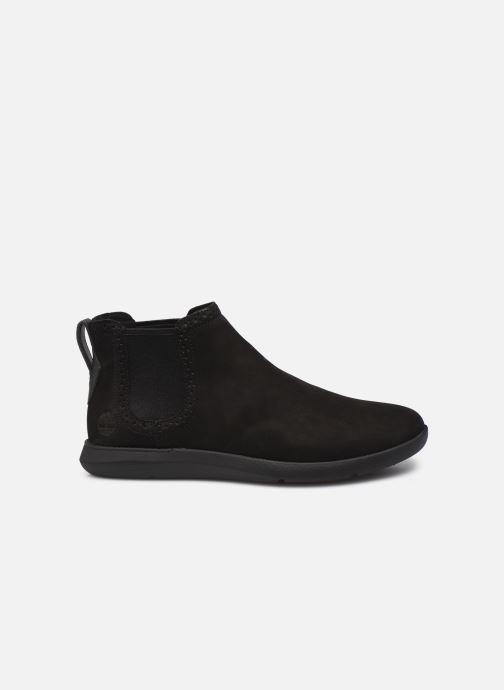 Botines  Timberland Bradenton Ankle Boot Negro vistra trasera