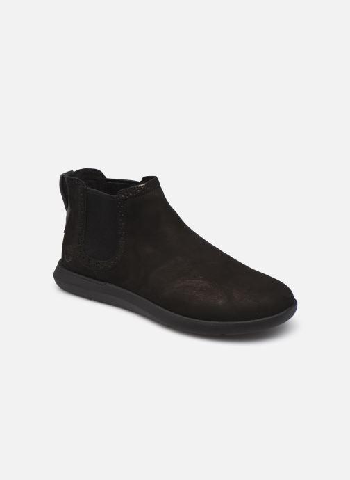 Botines  Timberland Bradenton Ankle Boot Negro vista de detalle / par